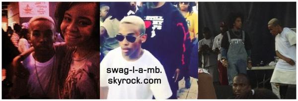 Instagram ♥ + Les garçons ont fait un petit live