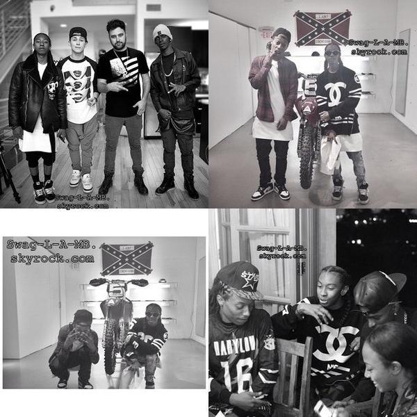 03/11/13. Instagram ♥ + Les garçons ont ajoutés des photos sur IG.