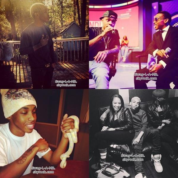 10/11/13. Instagram + Les garçons ont publiés plusieurs photos d'eux sur IG.