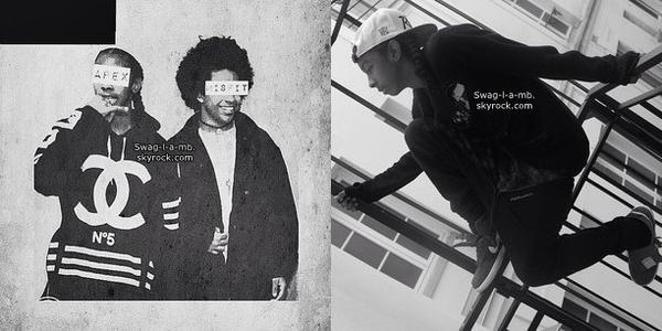 14/11/13. Instagram ♥ + Ray a ajouté deux photos sur son compte IG.