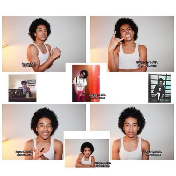 17/11/13. Instagram ♥ + Les garçons ont ajoutés des photos.