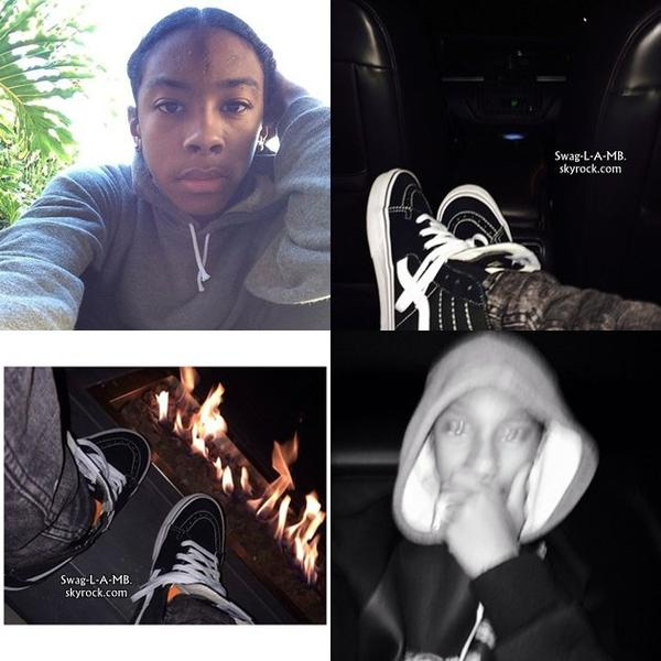18/01/14. Instagram + Ray Ray a ajouté des photos.