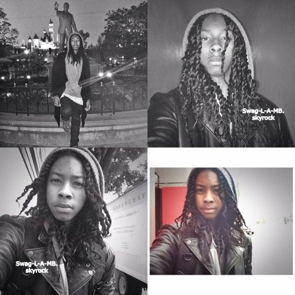 15.02.14 / Instagram : Ray Ray a ajouté de nombreuses photos sur IG .