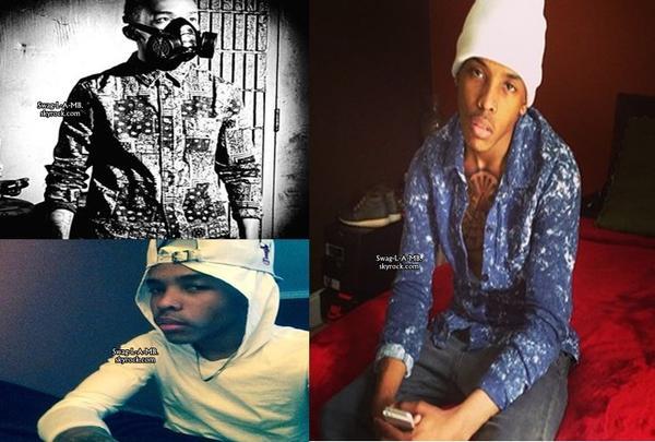27/02/14. Instagram : Prodigy a changé le nom de sa page IG & il a ajouté beaucoup de photos.