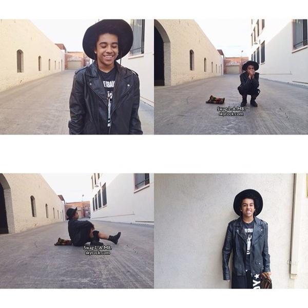 27/02/14. Instagram : Princeton a ajouté beaucoup de photos .