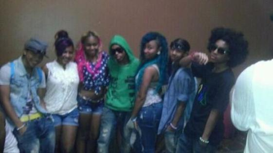 OMG GIRLZ & MiNDLESS BEHAVIOR