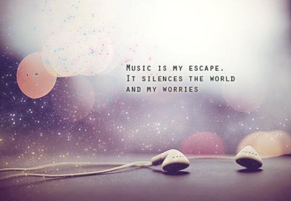 La musique vaut toutes les philosophies du monde.