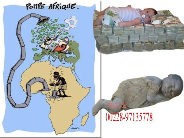 Tout ça finira un jour, peut être que cette année nouvelle 2013 changera les décisions de ces responsables africains.