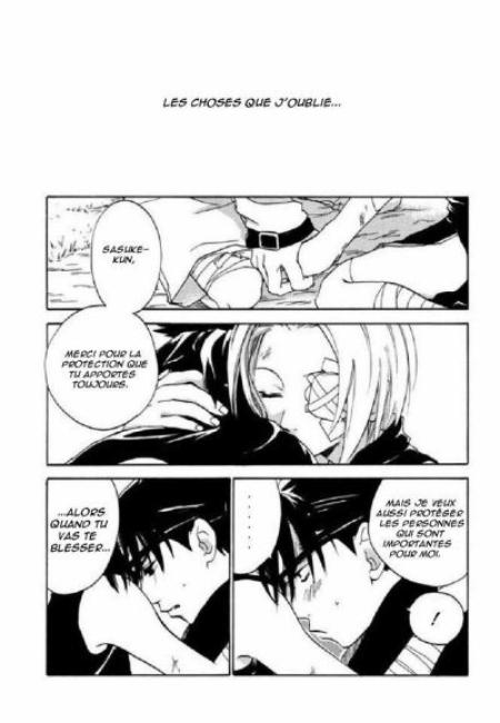 Doujin SasuSaku : Midnight down