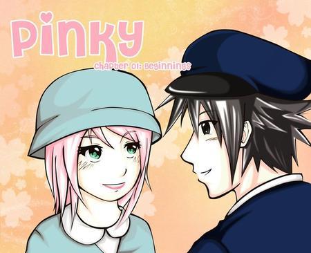 Doujin SasuSaku : Pinky