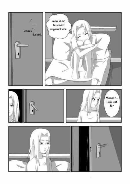 Doujin SasuSaku : My Sweet Vampire