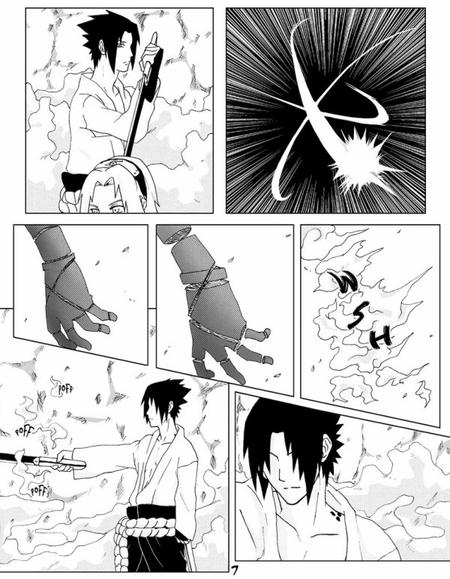 SasuSaku : Force Me