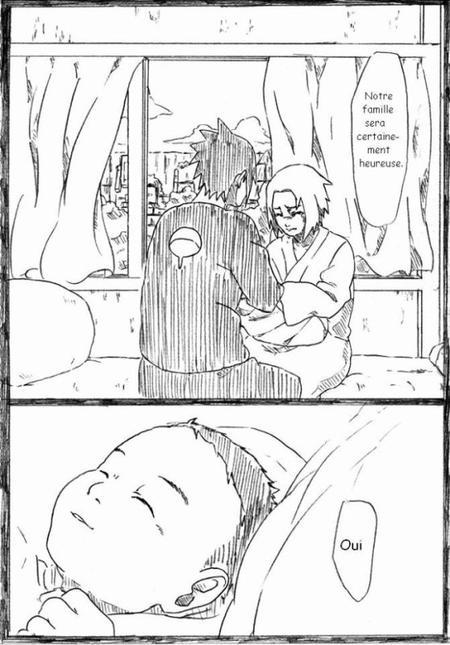 Doujin SasuSaku : 笑った