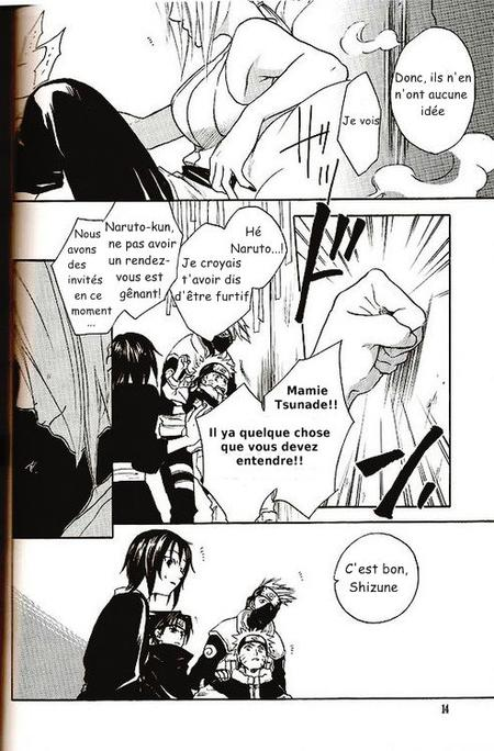 Doujin SasuSaku : Hide and Seek