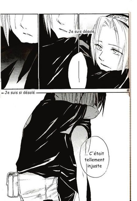 Doujin SasuSaku : Hide and Seek [suite 5]