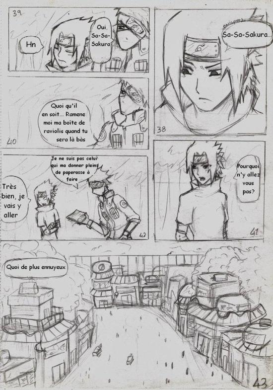 Doujin SasuSaku : A Small Favor