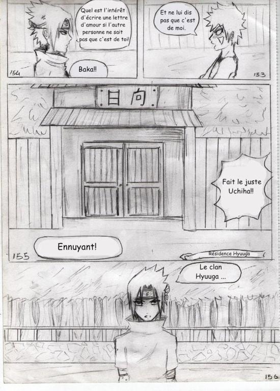 Doujin SasuSaku : A Small Favor [suite 2]