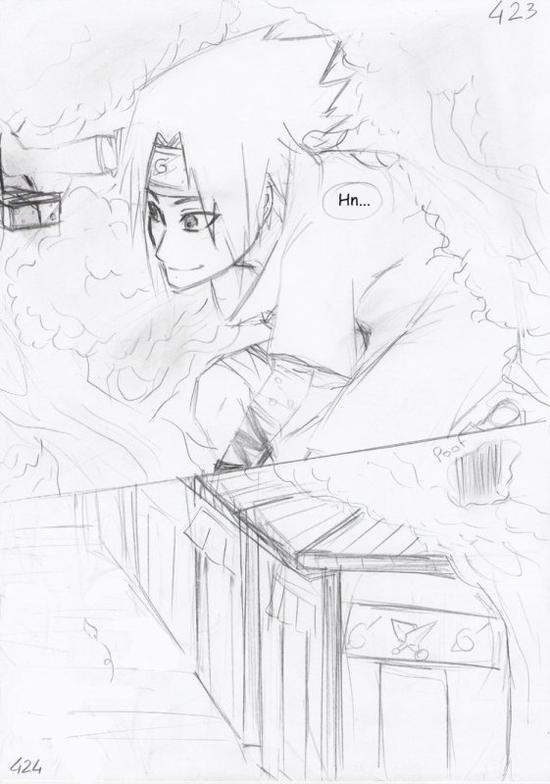 Doujin SasuSaku : A Small Favor [suite 7]