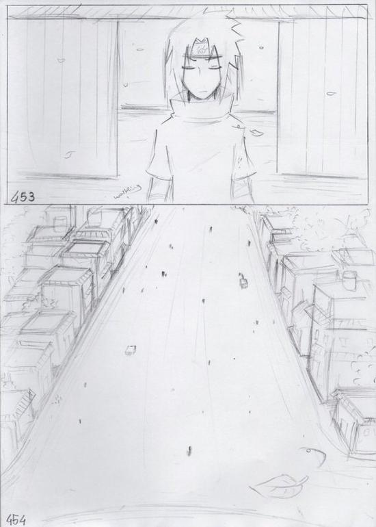 Doujin SasuSaku : A Small Favor [suite 8]