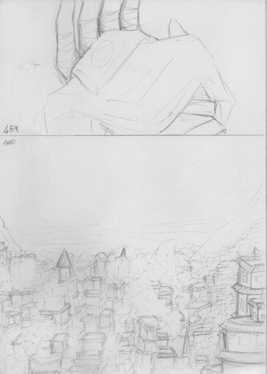 Doujin SasuSaku : A Small Favor [suite 8]