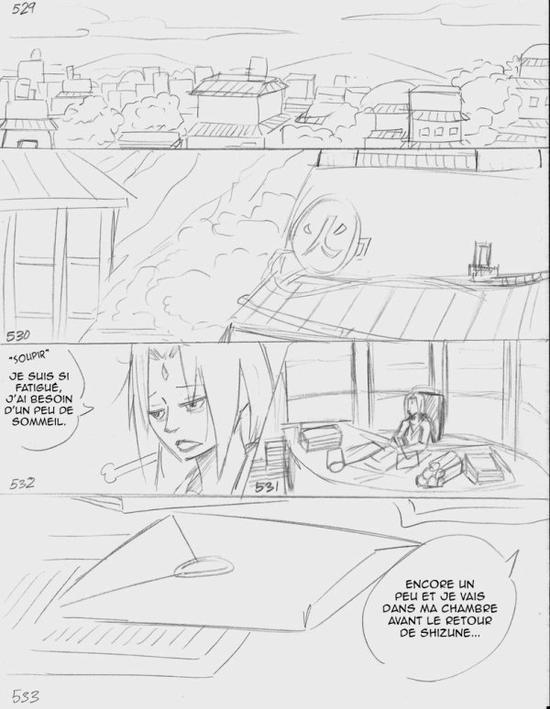 Doujin SasuSaku : A Small Favor [suite 11]