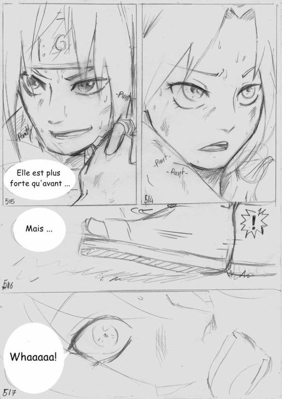Doujin SasuSaku : A Small Favor [suite 11]