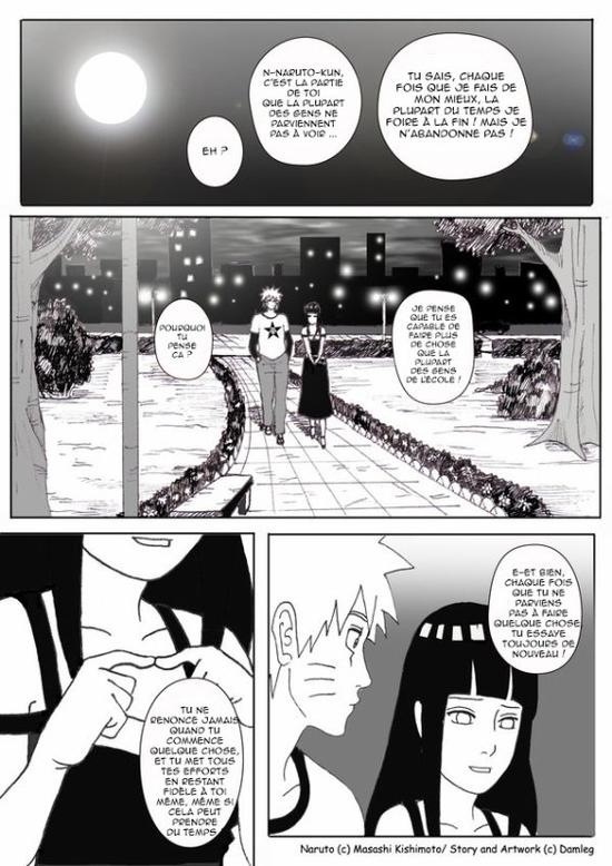 Doujin SasuSaku : Konoha High School [suite 4]