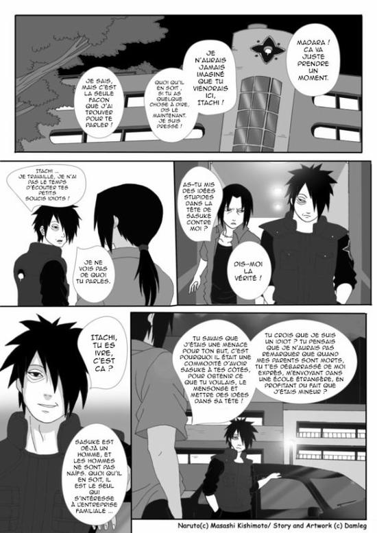Doujin SasuSaku : Konoha High School [suite 10]