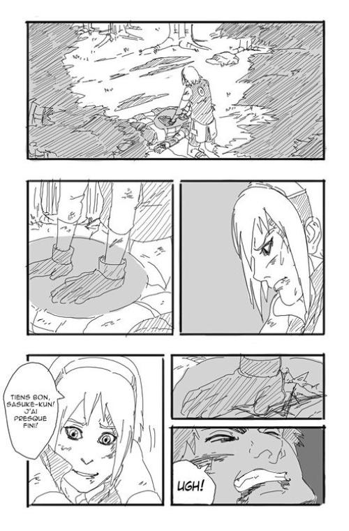 Doujin SasuSaku : Death