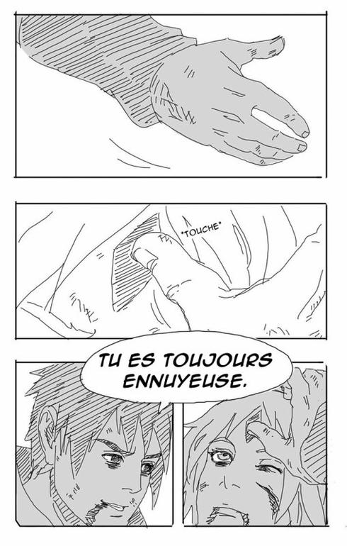 Doujin SasuSaku : What should have happened