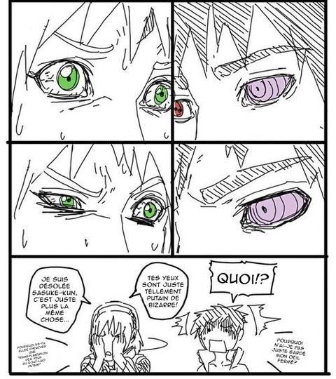 Mini scènes SasuSaku (9)
