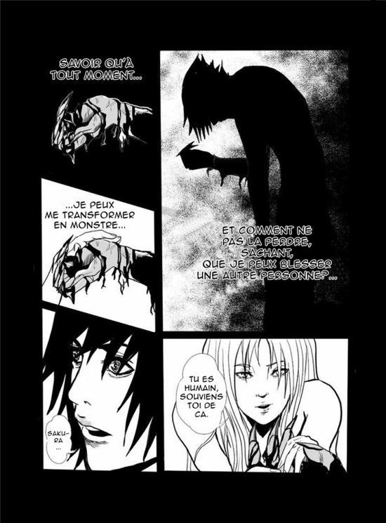 Doujin SasuSaku : Requiem