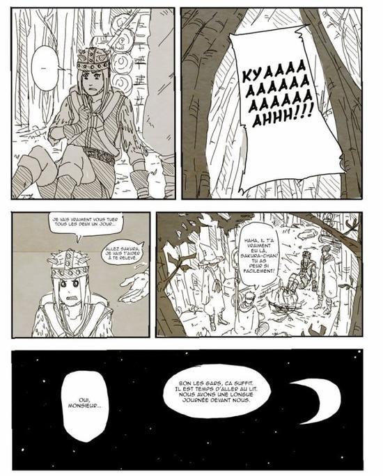 Doujin SasuSaku : Lotr!