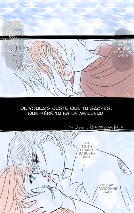 SasuSaku Month [Jour 2 : Late] (suite 2)
