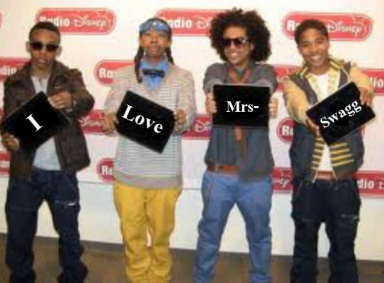 I Love Mrs-Swagg par les mindless behavior