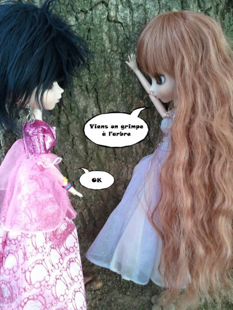 Fiction pullip avec Kiara (sushii-pullip)