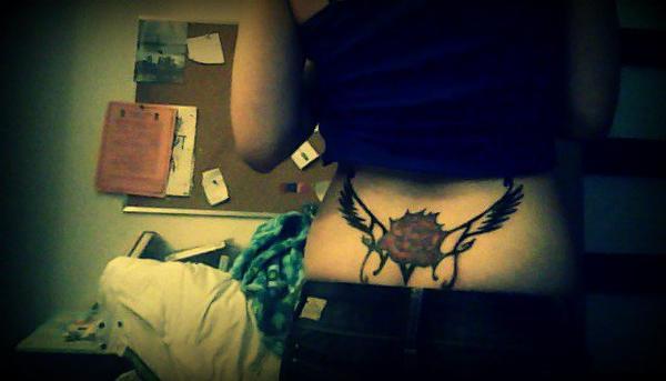 Mon Premier Tattoo