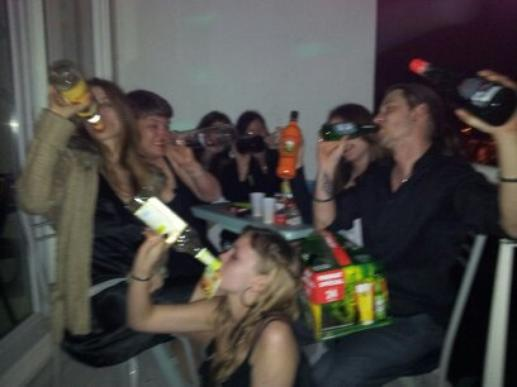 L'alcool ... A consommer avec modération !