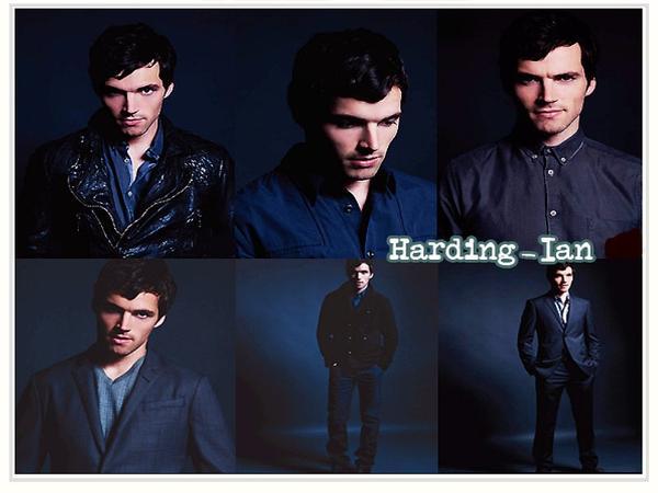 ♥ Ian Harding pour le magazine Da Man ♥.