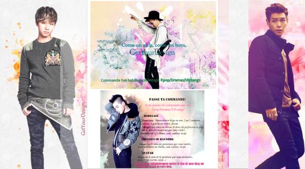 Design n°1 - Bigbang