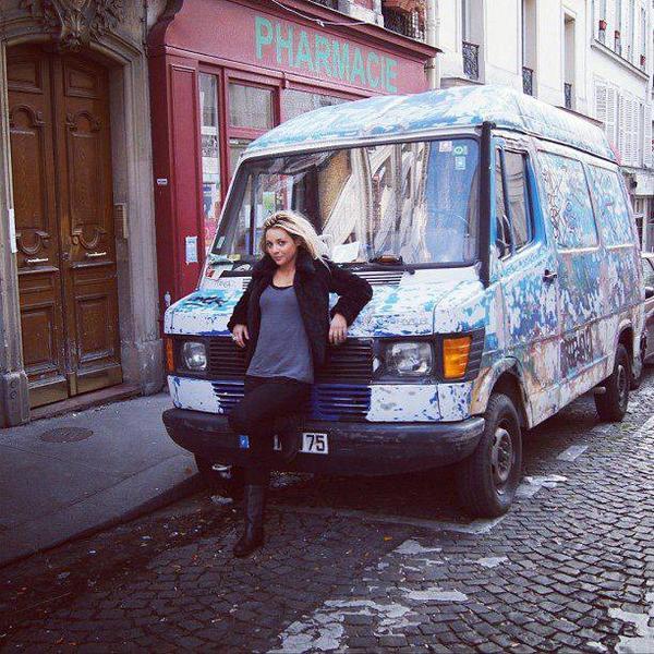 news de la semaine : Priscilla est en ce moment à St Raphael pour un concours ^^