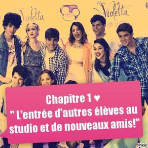 Chapitre 1 ♥
