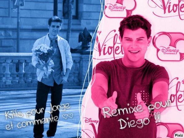 Jorge ou Diego ??