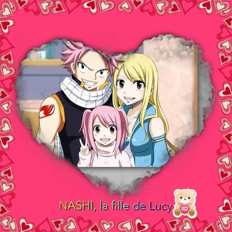 Mes montages NaLu <3