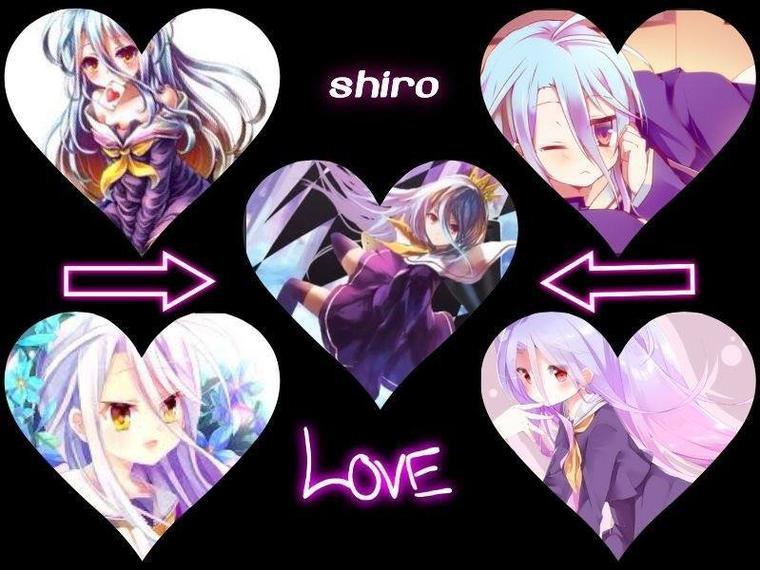 Mes montages Shiro <3