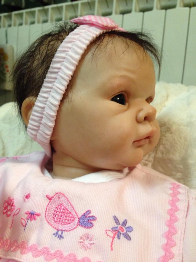 Suite de bébé Reborn Mélanie