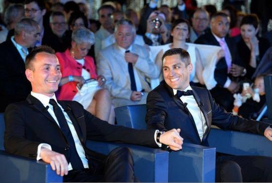 """29 mai 2013 : Premier Mariage gay en France à Montpellier """" Votre union est un symbole """""""