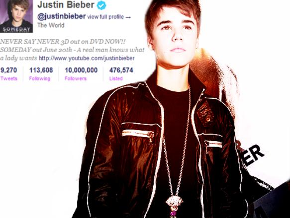 LoveBieberPhotos 341   (Justin a depuis quelques temps atteind les 10 millions de followers sur twitter. Félicitation à lui, et peut être bientôt les 11 millions, en dépassant Lady Gaga?)