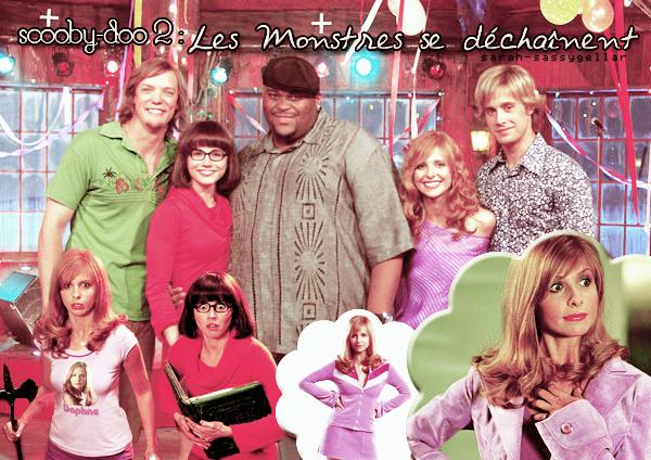 Sarah-SassyGellar « Catégorie Film  «  Scooby-Doo 2 : Les monstres se déchaînent !