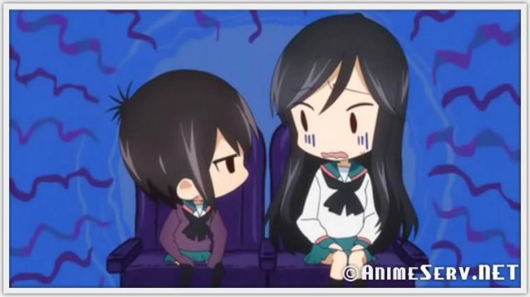 Images trop xD sur le manga A- Channel